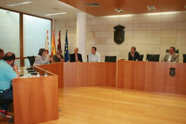 Se celebra la primera reunión del grupo de trabajo del nuevo trazado del AVE