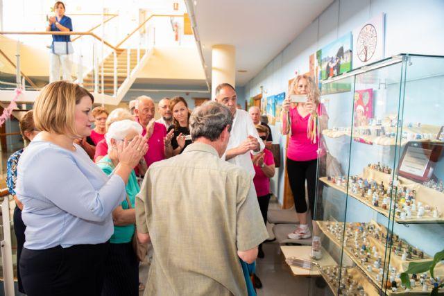 Exposición de talleres para cerrar el mayo cultural del centro de personas mayores de puerto de Mazarrón - 3, Foto 3
