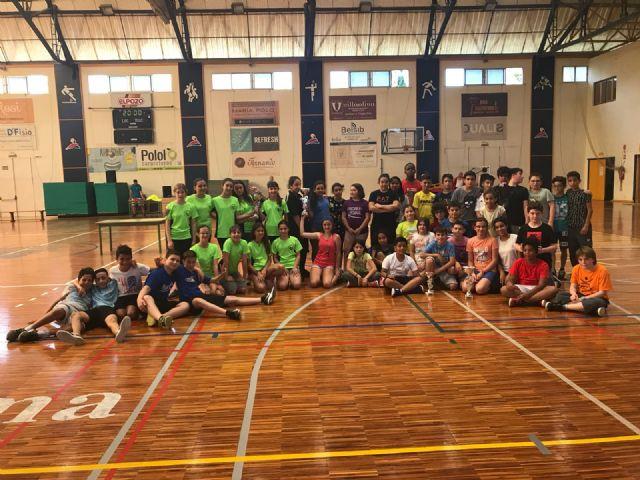 Resultados de las finales alevines de deporte escolar 2018, Foto 2