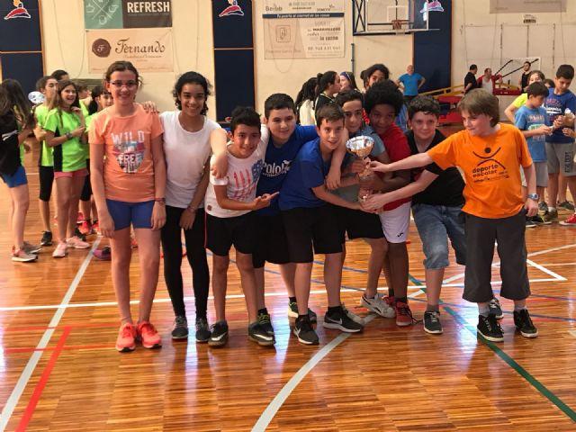 Resultados de las finales alevines de deporte escolar 2018, Foto 3