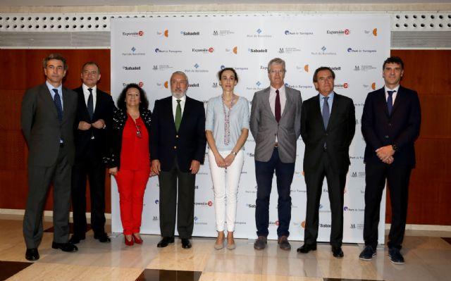 Fomento defiende su respaldo al desarrollo del Corredor Mediterráneo en un encuentro celebrado en Barcelona