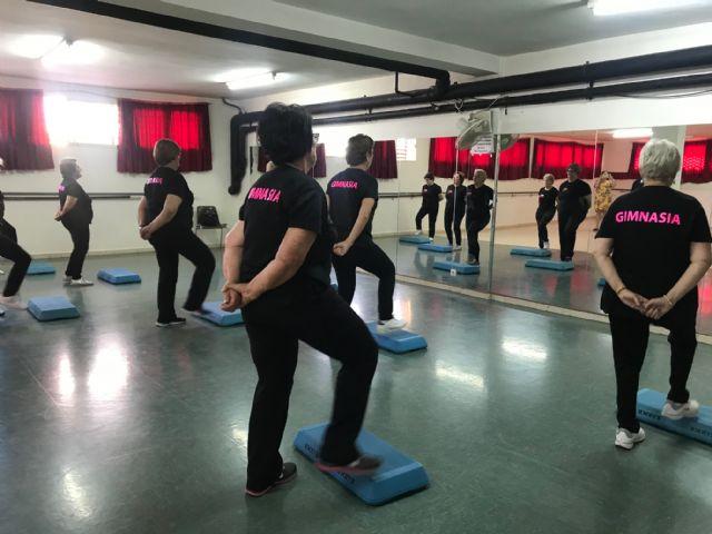 Pilar Antón clausura su taller de gimnasia - 2, Foto 2
