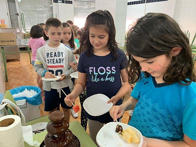 "El CEIP Santa Eulalia celebró la Semana Cultural ""El Chocolate"""