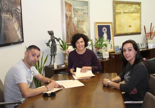 El Ayuntamiento aumenta la subvención destinada a la asociación 'Amigos de la Música de Puerto Lumbreras' - 1, Foto 1