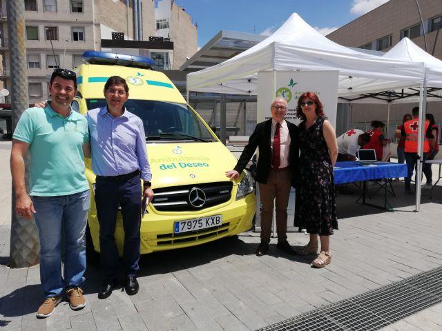 El consejero de Salud apoya los actos del 19 aniversario del Hospital de Molina - 1, Foto 1