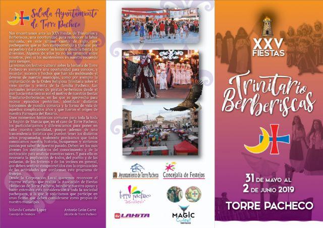 Fiestas de Trinitarios y Berberiscos en Torre Pacheco - 2, Foto 2