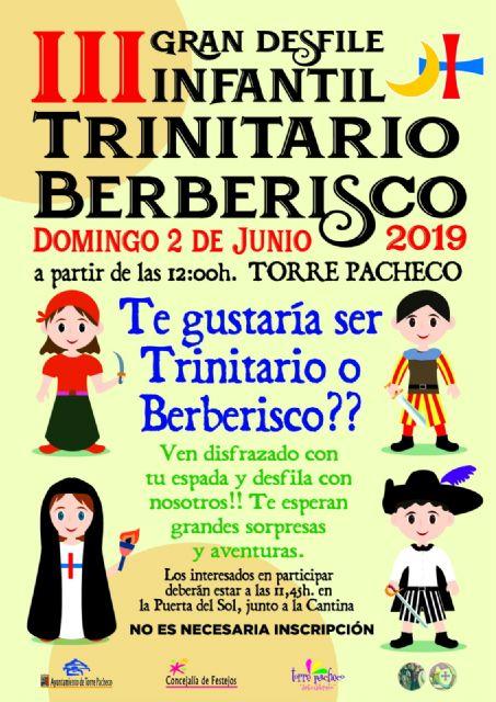 Fiestas de Trinitarios y Berberiscos en Torre Pacheco - 3, Foto 3