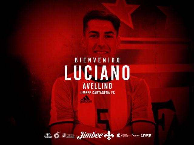 Comunicado oficial -  Fichaje Luciano Avellino - 1, Foto 1