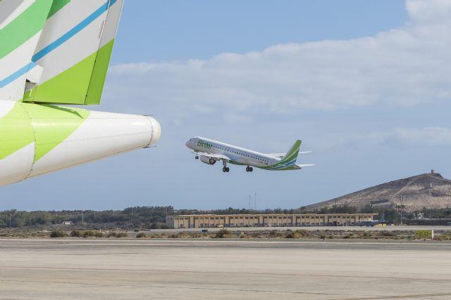 Binter retoma sus vuelos entre Canarias, la península y Baleares - 1, Foto 1
