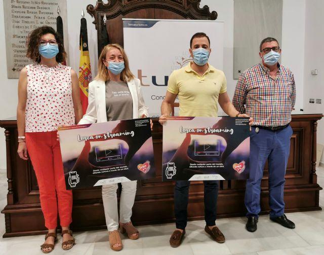 La Concejalía de Turismo de Lorca pone en marcha el proyecto Lorca On Streaming - 2, Foto 2