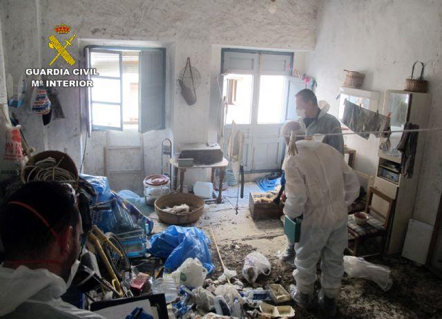 La Guardia Civil investiga a un vecino de Moratalla por abandono animal y tenencia ilícita de especies protegidas - 2, Foto 2