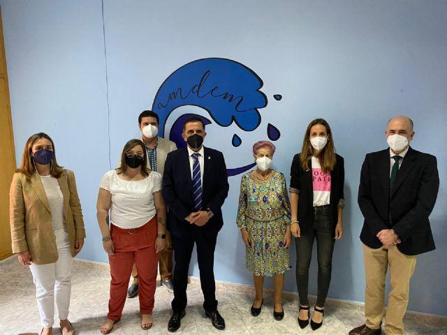 La Asociación Murciana de Esclerosis Múltiple celebra su jornada de puertas abiertas para dar visibilidad a los afectados por esta enfermedad - 1, Foto 1