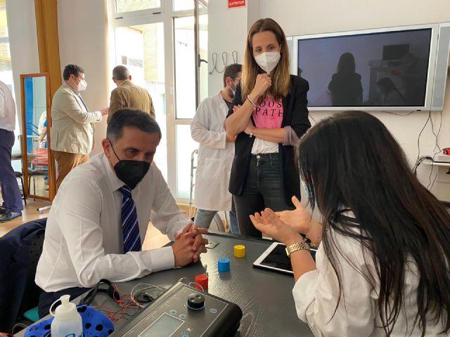La Asociación Murciana de Esclerosis Múltiple celebra su jornada de puertas abiertas para dar visibilidad a los afectados por esta enfermedad - 3, Foto 3