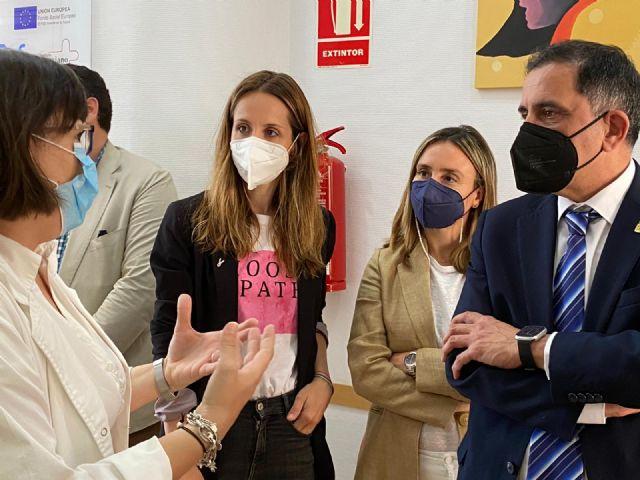 La Asociación Murciana de Esclerosis Múltiple celebra su jornada de puertas abiertas para dar visibilidad a los afectados por esta enfermedad - 5, Foto 5