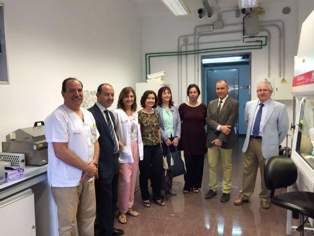 Visita al Laboratorio de Investigación Biomédica - 2, Foto 2