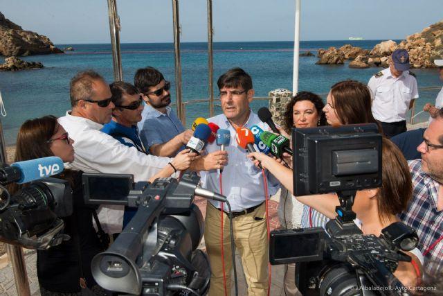 Cartagena se mantiene como el municipio con más banderas azules del Mediterráneo - 4, Foto 4