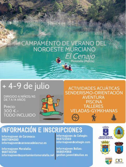 La Concejalía de Juventud de Moratalla organiza el curso de Monitor de Ocio y Tiempo Libre entre sus actividades del verano - 1, Foto 1