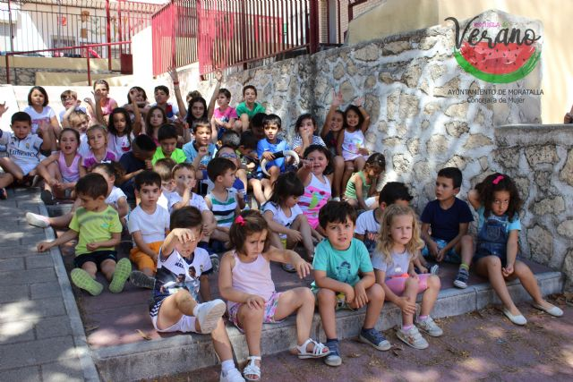 Comienza la Escuela de Verano en Moratalla - 1, Foto 1