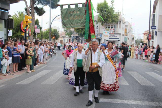 Cientos pinatarenses vestidos de huertano honran a San Pedro Apóstol - 1, Foto 1