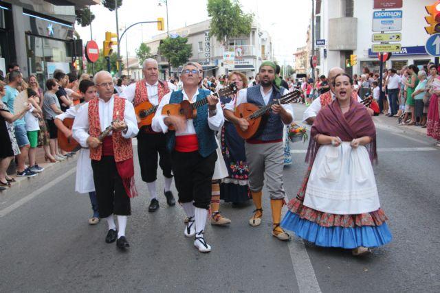 Cientos pinatarenses vestidos de huertano honran a San Pedro Apóstol - 2, Foto 2
