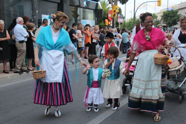 Cientos pinatarenses vestidos de huertano honran a San Pedro Apóstol - 3, Foto 3
