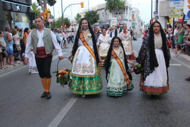 Cientos pinatarenses vestidos de huertano honran a San Pedro Apóstol - 4, Foto 4