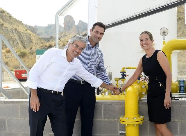 Redexis Gas comienza el suministro       de gas natural en Abarán - 1, Foto 1