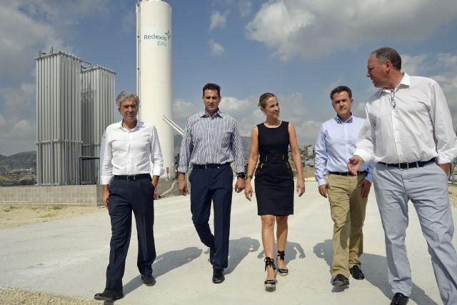 Redexis Gas comienza el suministro       de gas natural en Abarán - 2, Foto 2