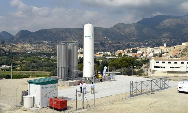 Redexis Gas comienza el suministro       de gas natural en Abarán - 3, Foto 3