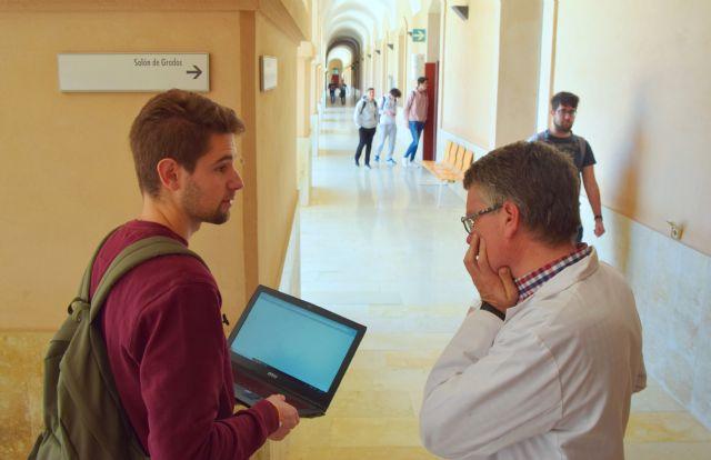 Los alumnos de nuevo ingreso de la UPCT tendrán un tutor durante la carrera a partir de septiembre - 1, Foto 1