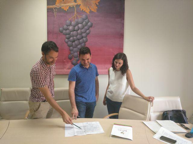 Los técnicos del Plan de Movilidad Urbana Sostenible mantienen diferentes reuniones para comenzar su redacción - 1, Foto 1