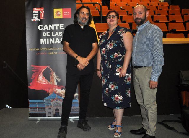 El Festival Cante de las Minas acoge el reestreno del Infierno prometido - 2, Foto 2
