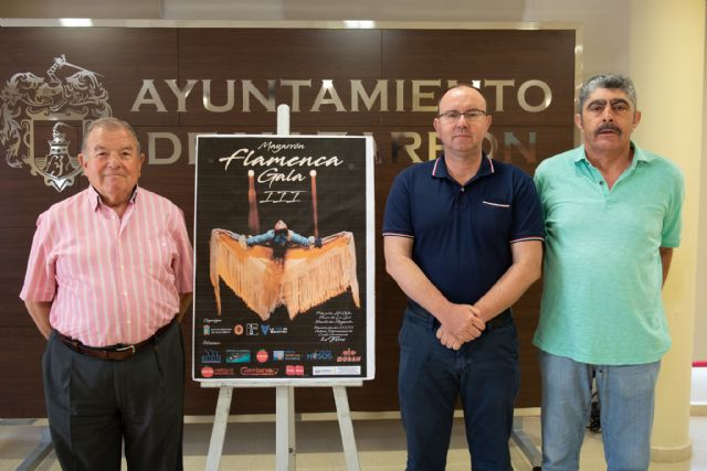 La Gala Flamenca vuelve a Puerto de Mazarrón el 7 de julio, Foto 2