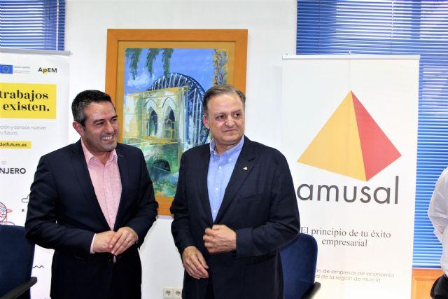 Ayuntamiento de Alcantarilla y AMUSAL suscriben un convenio de colaboración para los dos próximos años - 5, Foto 5