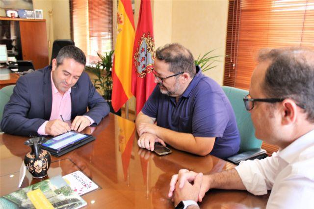 El Ayuntamiento de Alcantarilla y la Asociación Proyecto SCAN suscriben un convenio de colaboración - 1, Foto 1