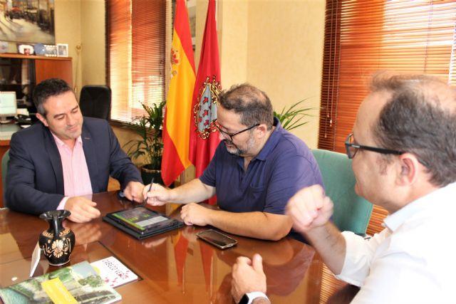 El Ayuntamiento de Alcantarilla y la Asociación Proyecto SCAN suscriben un convenio de colaboración - 2, Foto 2