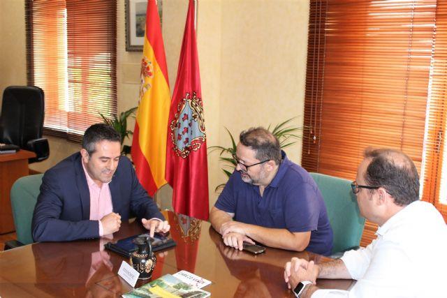 El Ayuntamiento de Alcantarilla y la Asociación Proyecto SCAN suscriben un convenio de colaboración - 3, Foto 3