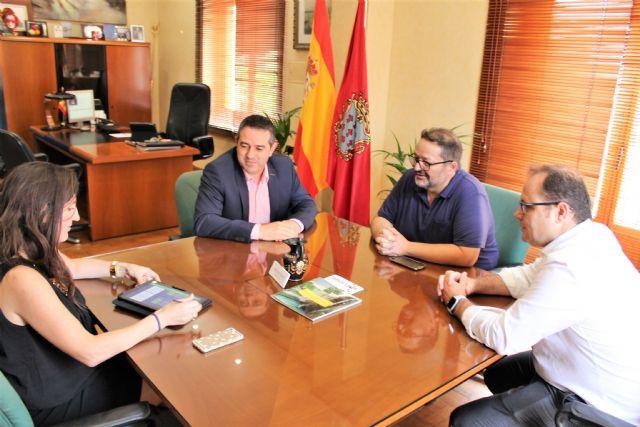 El Ayuntamiento de Alcantarilla y la Asociación Proyecto SCAN suscriben un convenio de colaboración - 4, Foto 4