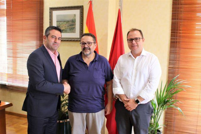 El Ayuntamiento de Alcantarilla y la Asociación Proyecto SCAN suscriben un convenio de colaboración - 5, Foto 5