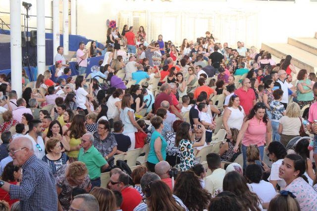 Más de un centenar de alumnos de las guarderías municipales de Puerto Lumbreras celebran su acto de graduación - 1, Foto 1