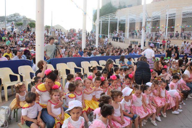 Más de un centenar de alumnos de las guarderías municipales de Puerto Lumbreras celebran su acto de graduación - 4, Foto 4