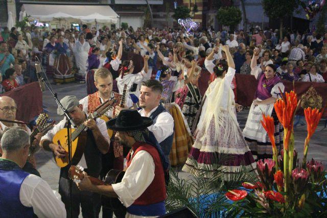 Los pinatarenses ofrecen frutos de la huerta a su patrón San Pedro - 5, Foto 5