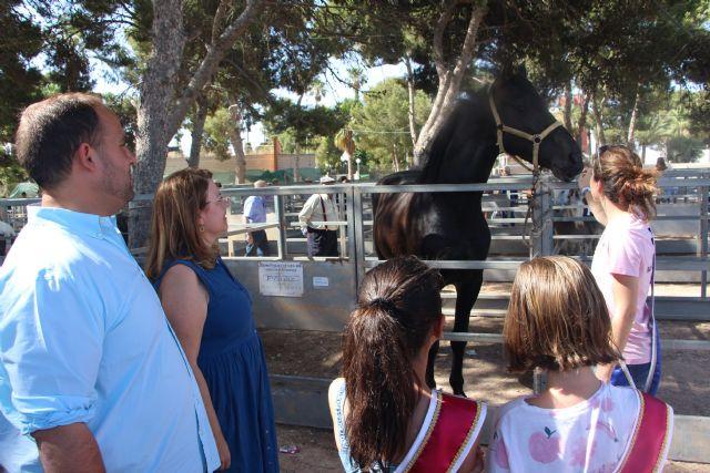 San Pedro del Pinatar celebra la CCXXIII Real Feria de Ganado de la localidad - 1, Foto 1