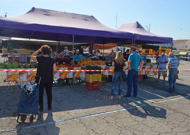 Vuelven todos los mercados semanales de Las Torres de Cotillas - 1, Foto 1