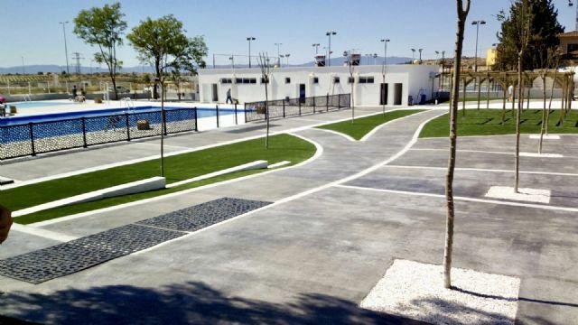 Lorquí no abrirá sus piscinas municipales para evitar contagios de COVID - 1, Foto 1