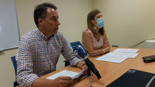 Fulgencio Gil exige un reparto justo del fondo estatal contra el COVID-19: por cada lorquino recibiremos la mitad que otras regiones - 1, Foto 1