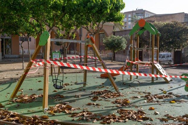 Las áreas de juego infantiles abren el 1 de julio - 1, Foto 1