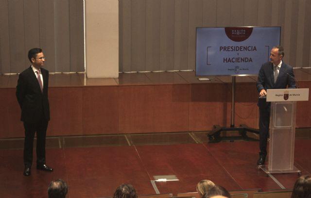 Toma de posesión del nuevo director general de Presupuestos y Fondos Europeos - 1, Foto 1