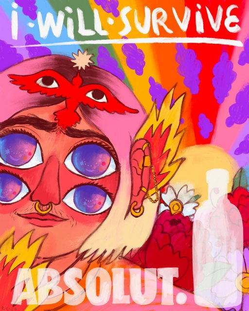 Absolut pinta el corazón de Chueca con los colores de la bandera LGTBIQA+ - 1, Foto 1