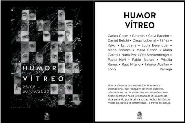 El Palacio Molina acoge la exposición colectiva Humor Vítreo - 1, Foto 1